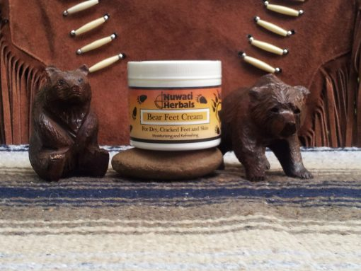 Bear Feet Cream