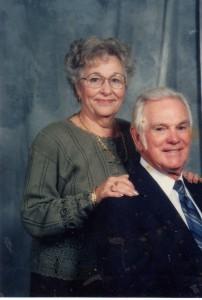 Joe and Eunice TeaPee